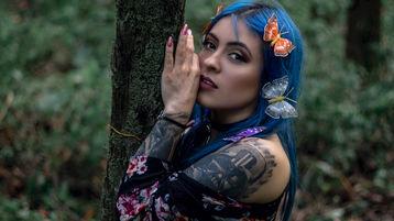 AliceSimpson:n kuuma kamera-show – Nainen sivulla Jasmin