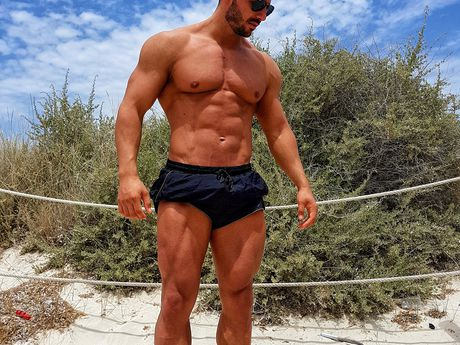 muscletrebor | Adam4cams