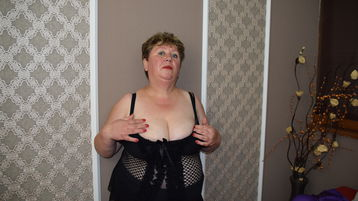 LustyVikkyBBW's hot webcam show – Mature Woman on Jasmin