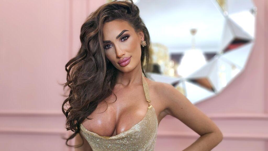 AnnaKarev žhavá webcam show – Sexy Flirt na Jasmin