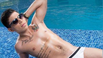 Samblonde's hot webcam show – Boy on boy on Jasmin