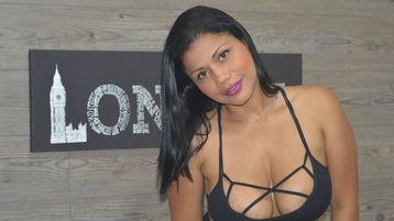KarenGuzman szexi webkamerás show-ja – Lány a Jasmin oldalon
