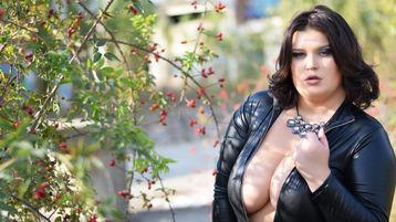 ChristineFord:n kuuma kamera-show – Nainen sivulla Jasmin