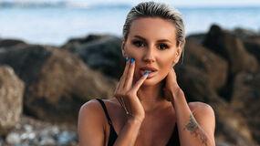 MoniqueHot's hot webcam show – Fille sur LiveJasmin