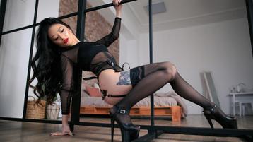 Kimieko`s heta webcam show – Flickor på Jasmin