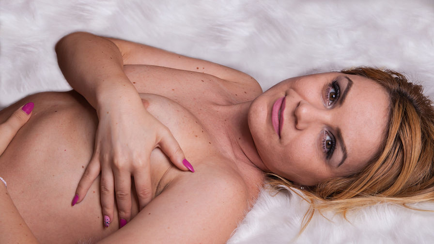 AmandaEvanns fotografía de perfil – Mujer Madura en LiveJasmin