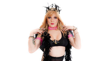 VeronicaBrush's hot webcam show – Transgender on Jasmin