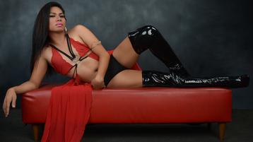 xExoticTransx's heiße Webcam Show – Transsexuell auf Jasmin