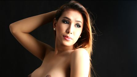 CaramelTS's profile picture – Transgendered op LiveJasmin