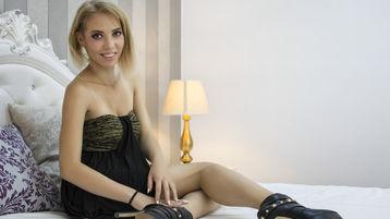 EmaWhite:n kuuma kamera-show – Nainen sivulla Jasmin