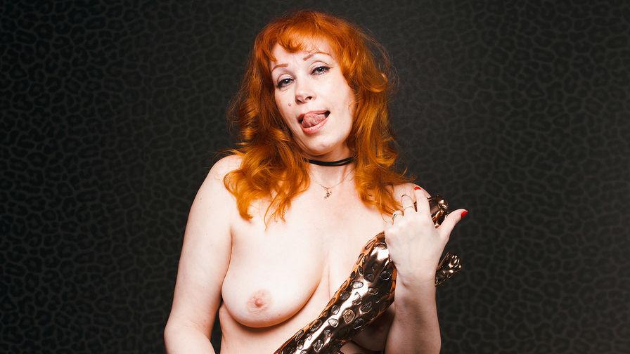 KinkyMilfFontain profilképe – Érett Hölgy LiveJasmin oldalon