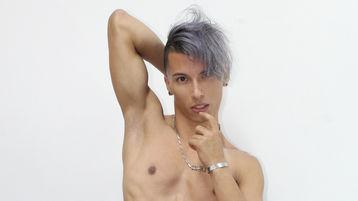 AlezJubX's hot webcam show – Boy on boy on Jasmin