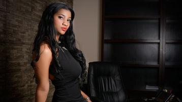 AlissConner szexi webkamerás show-ja – Lány a Jasmin oldalon