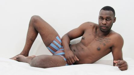bigblackKEVIN's profile picture – Gay on LiveJasmin