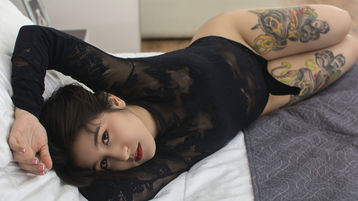 KittyInk's hot webcam show – Girl on Jasmin