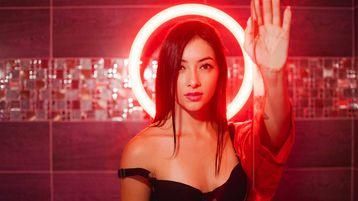 AndreaZambrano tüzes webkamerás műsora – Lány Jasmin oldalon