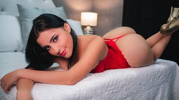 IsabellaStone szexi webkamerás show-ja – Lány a Jasmin oldalon