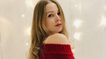 BlondyNicolie:n kuuma kamera-show – Nainen sivulla Jasmin