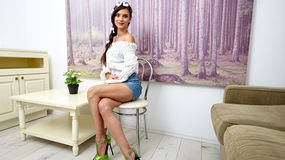 Show di sesso su webcam con Bellary – Hot Flirt su LiveJasmin