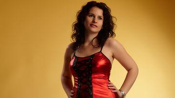 MistressKosmy:n kuuma kamera-show – Nainen sivulla Jasmin