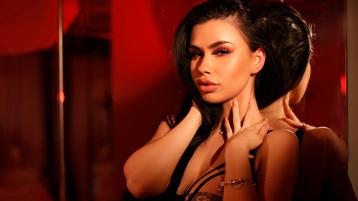 SophieBeau:n kuuma kamera-show – Nainen sivulla Jasmin