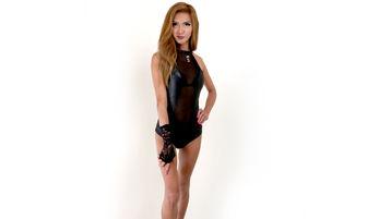 SkinnyFantasy tüzes webkamerás műsora – Transzszexuális Jasmin oldalon