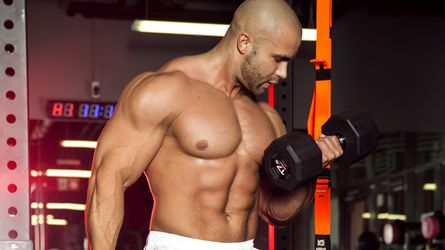 MuscleConradoo's profile picture – Gay on LiveJasmin