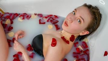 HelenMAY szexi webkamerás show-ja – Lány a Jasmin oldalon