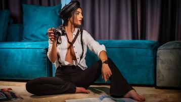 SophieJoy tüzes webkamerás műsora – Lány Jasmin oldalon