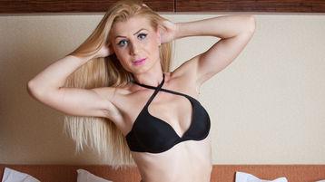 CandyAliceXXX:n kuuma kamera-show – Nainen sivulla Jasmin