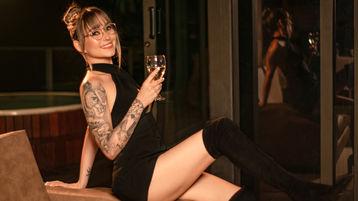 PaoRoman'n kuuma webkamera show – Nainen Jasminssa